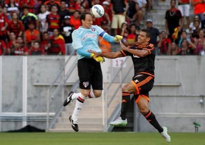 Sport e São Paulo
