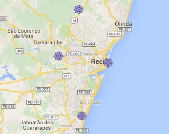 """Redescobrindo a geografia de um Recife """"extremo"""""""