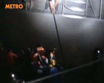 Vídeo mostra guarda costeira da Grécia afundando bote de refugiados de propósito