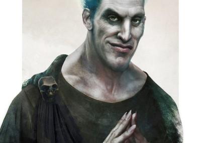 Hades, de Hércules