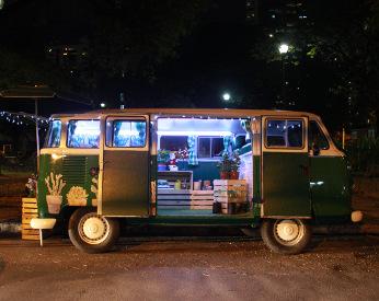 Doralice, a plant-truck que negocia mudas pelo Recife