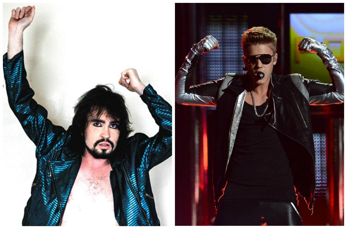 Você não sabe identificar se a música é de Johnny Hooker ou de Justin Bieber. Quer testar?