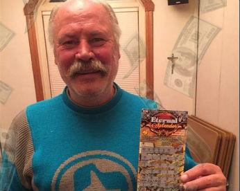 Sem-teto ganha quase R$ 2 milhões na loteria