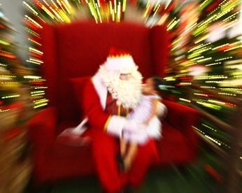 Papai Noel tropical: o que você não sabe sobre os Noéis dos shoppings do Grande Recife