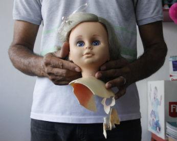 Oficina de Brinquedos: eles trazem a boneca amada de volta em oito dias