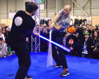 Campeonato de Sabre de Luz é criado por fãs de Star Wars na França