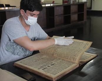 Há 70 anos, Arquivo Público preserva a história de Pernambuco