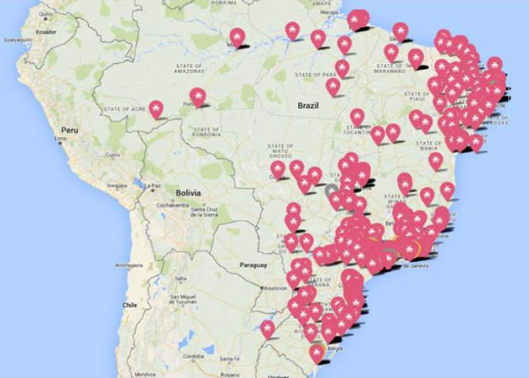 30 cidades usam app contra Aedes aegypti, incluindo Pesqueira e Moreno