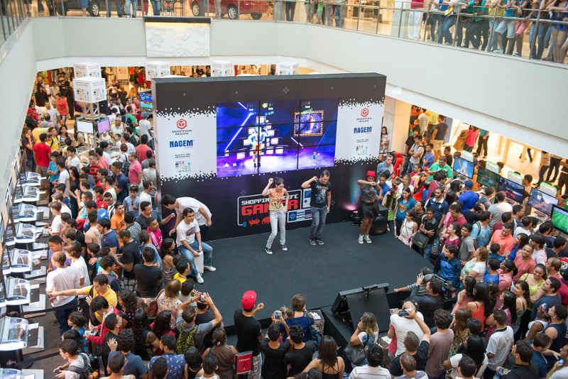 Museu do videogame, com mais de 250 consoles e joysticks gigantes, volta ao Recife em abril