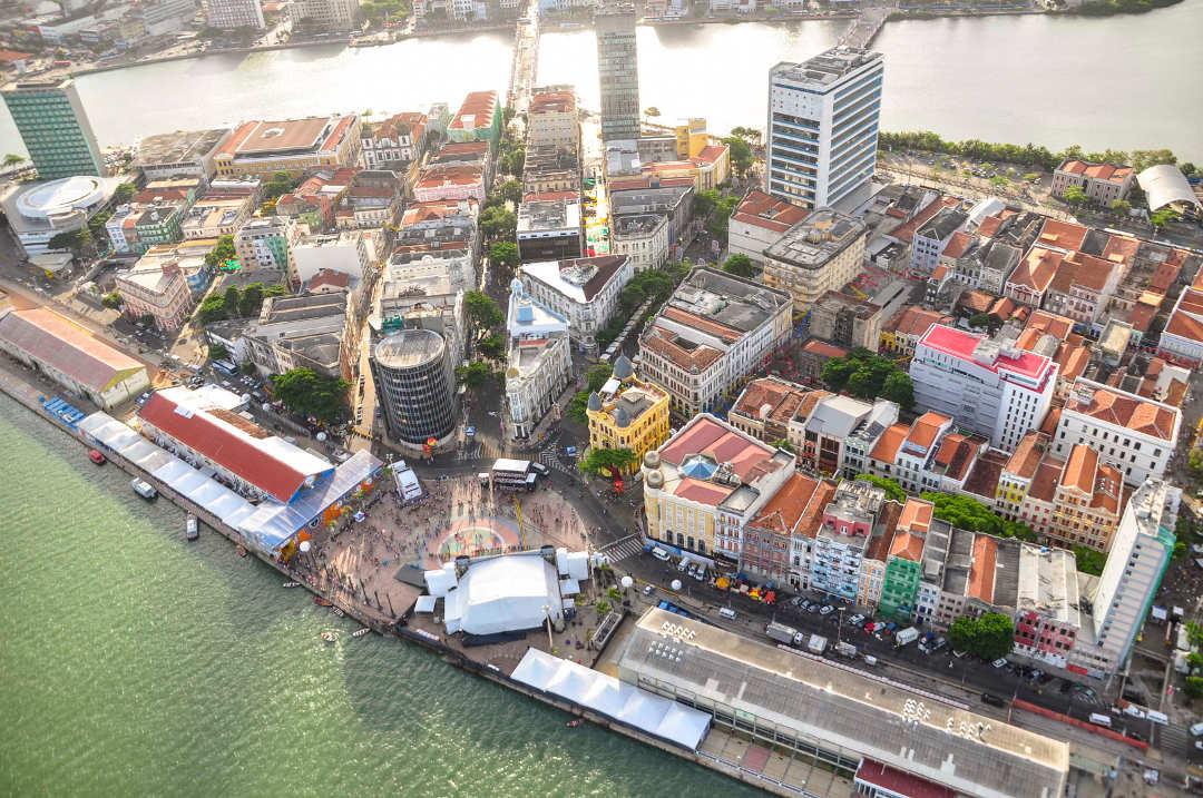 Como a tecnologia pode melhorar (e muito) o Recife