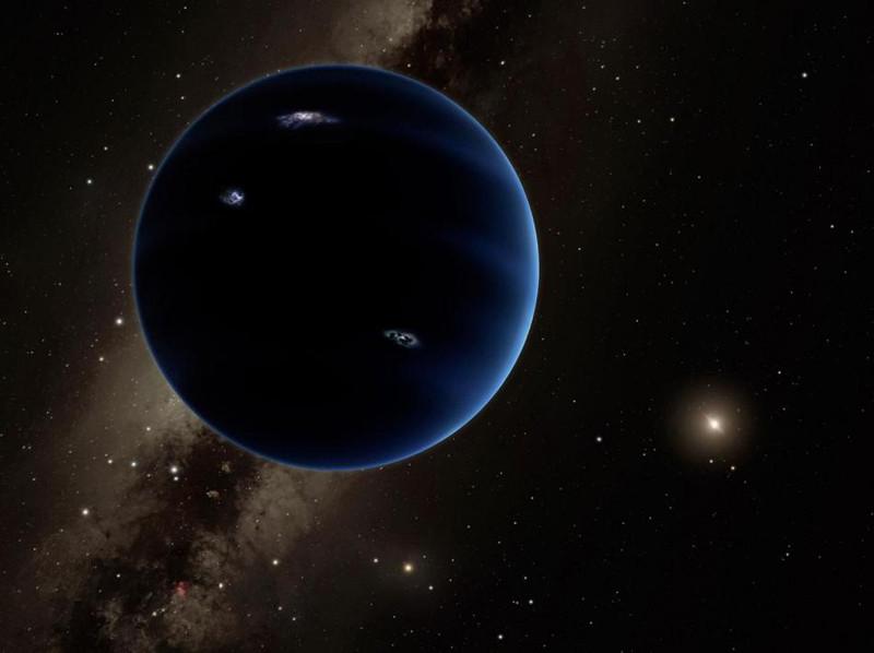 Cientistas acham evidências de 9° planeta no Sistema Solar