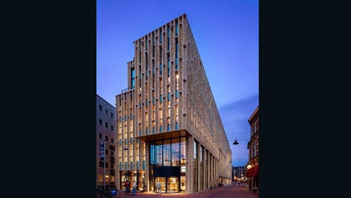 Culture House Rozet, Neutelings Riedijk Architects (Arnhem, Holanda)