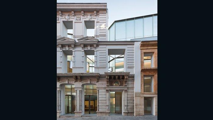 Fine Arts Museum of Asturias, Francisco Mangado y Associados (Oviedo, Espanha)
