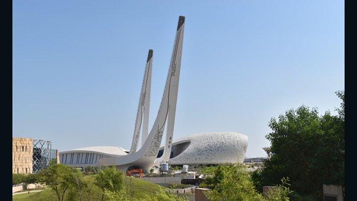 Qatar Faculty os Islamic Studies, Mangera Yvars Architects (Doha, Qatar)