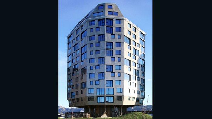 Rundeskogen, dRMM Architects/ Helen And Hard Arquitects (Stravanger, Noruega)