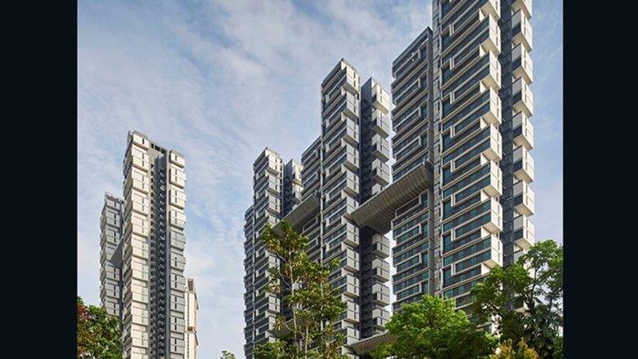 SkyTerrace, SCDA Arquitects Pte Ltd (Singapura)