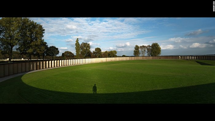 The Ring of Remembrance International, WWI Memorial of Notre-Dame (Ablain-Saint-Nazaire, France)
