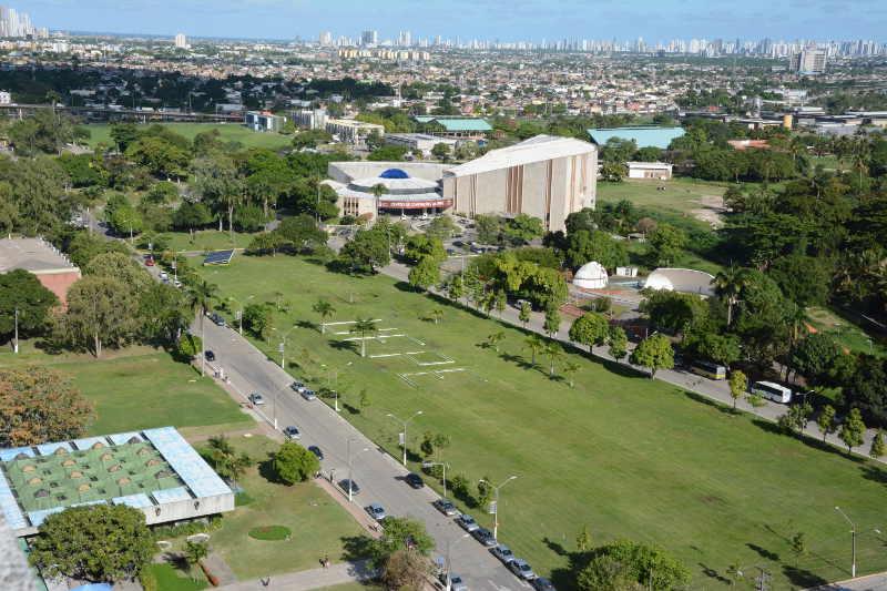 UFPE é eleita melhor universidade do Norte e Nordeste