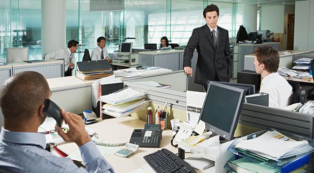 Site norte-americano lista atividades bizarras no ambiente de trabalho