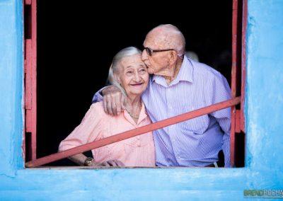 Seu Zeca e dona Ivanira comemoram 65 anos de casados