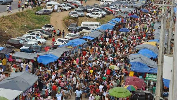 População de Toritama foi a que mais cresceu em 2016