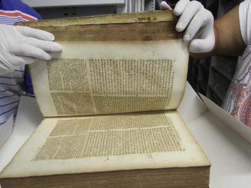 500 anos da história pernambucana serão digitalizados