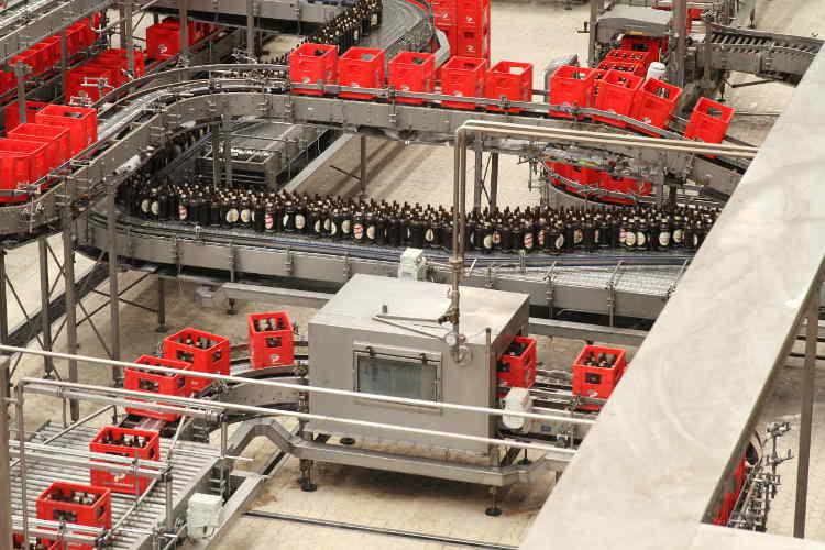 fábrica itaipava garrafas