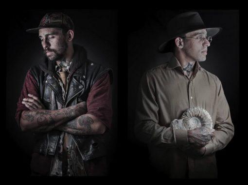 Moradores de rua realizam sonhos em ensaio fotográfico