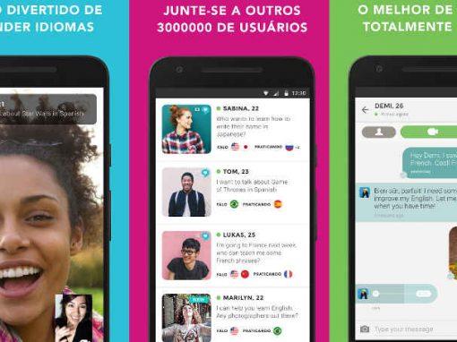 App de aprendizagem de idiomas conecta usuários a nativos