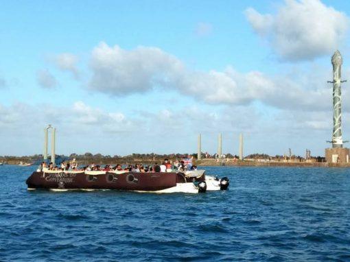 Piratas vão invadir o catamarã em outubro