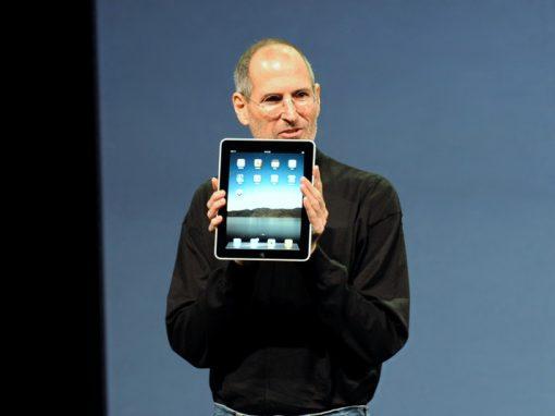 [#DiaDeQ?] Cinco anos sem Steve Jobs