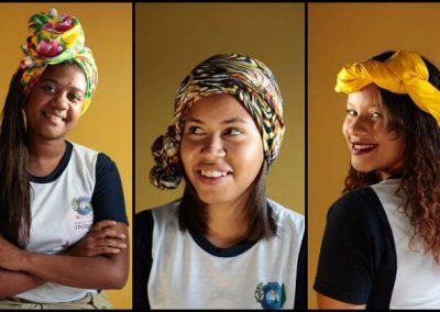 Por autoestima de alunas, professor de Ipojuca promove exposição fotográfica