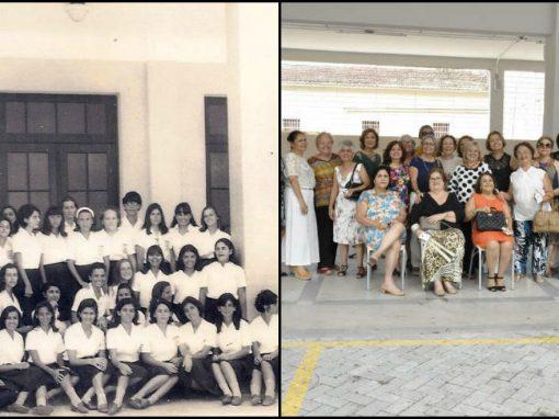 Após 50 anos, alunas de colégio se reúnem no Recife