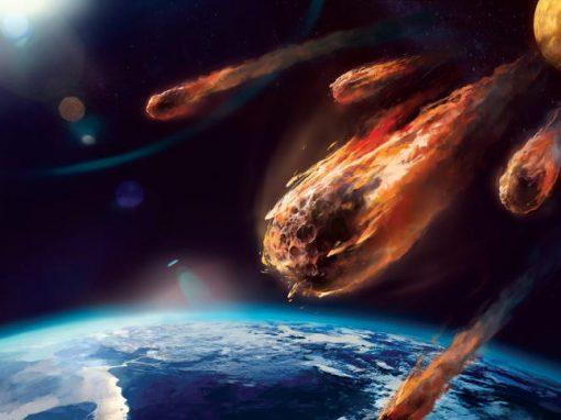 Quatro asteroides passam pela Terra em intervalo de um dia