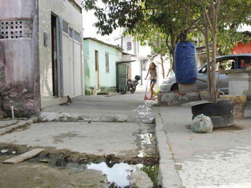"""As menores ruas """"em linha reta""""…"""