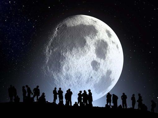 Empresa promete fornecer viagens para a lua em 2026