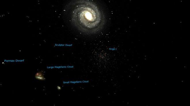 Objeto encontrado na Via Láctea pode mudar entendimento sobre galáxias