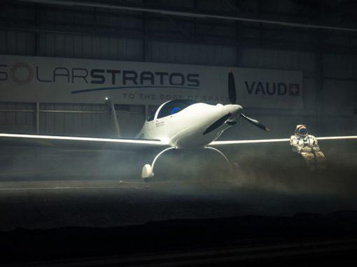 Avião a energia solar será lançado ao espaço em 2018