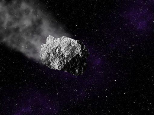 """Asteroide """"não detectado"""" quase colide com a Terra"""
