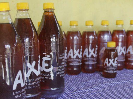 Axé, a bebida africana que tomou Olinda