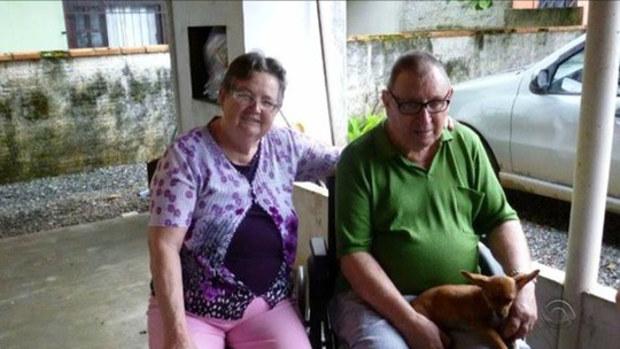 Após 55 anos de matrimônio, casal morre no mesmo dia