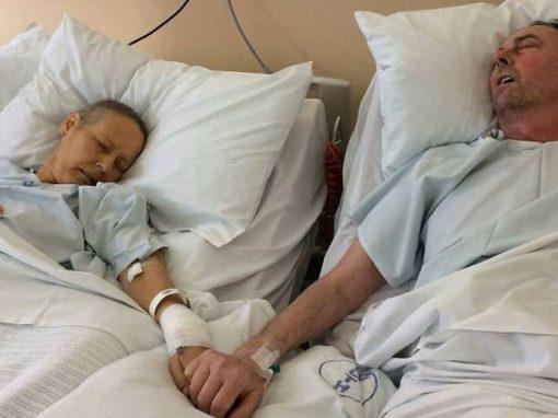 Casal emociona ao morrer de câncer na mesma semana