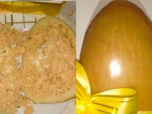 Empresa inova e lança ovo de Páscoa de coxinha