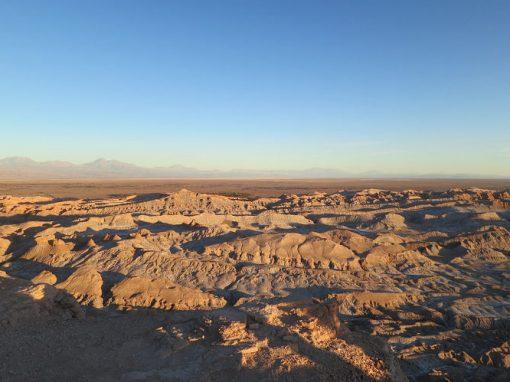 Deserto do Atacama vira campo de testes para busca de vida em Marte