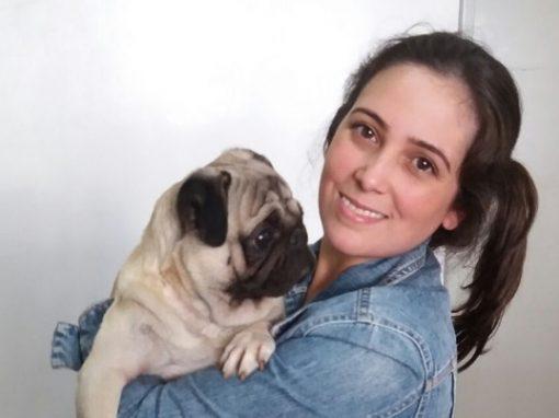 Família reencontra cão nove meses após ele ser roubado