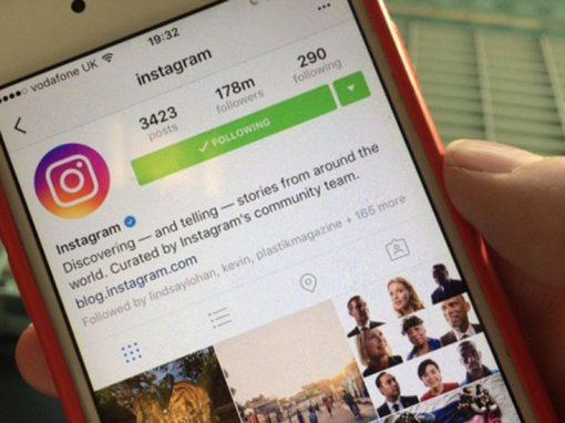 Instagram alertará usuário quando seguidor der print em stories