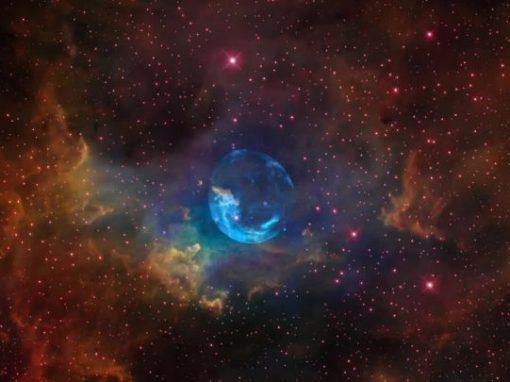 Misterioso ponto pode ser prova da existência de universos paralelos