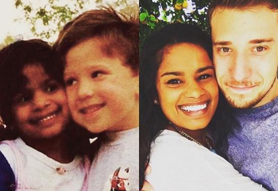No jardim de infância ele disse que casaria com ela e previsão se tornou real 20 anos depois