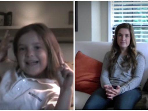 Vídeo feito por pai mostra filha no primeiro dia de aula ao longo de 12 anos
