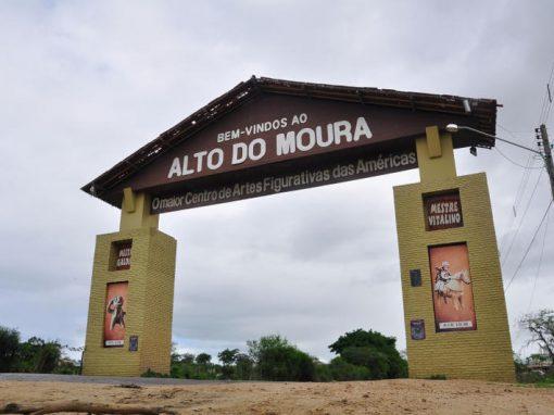 """Caruaru, a cidade mais cantada """"em linha reta"""" do mundo"""
